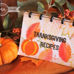 Handmade Thanksgiving Recipe Book